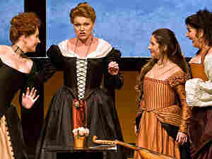 "Janice Watson, as Alice Ford in Verdi's ""Falstaff"""