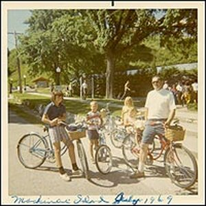 Family vacation, 1969.