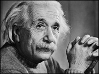 Albert Einstein published his general theory of relativity in 1916, profoundly affecting the study of physics and cosmology for years. He won the Nobel Prize for Physics in 1921 for his work on the photo-electric effect. Einstein taught for many years at the Institute for Advanced Study at Princeton.
