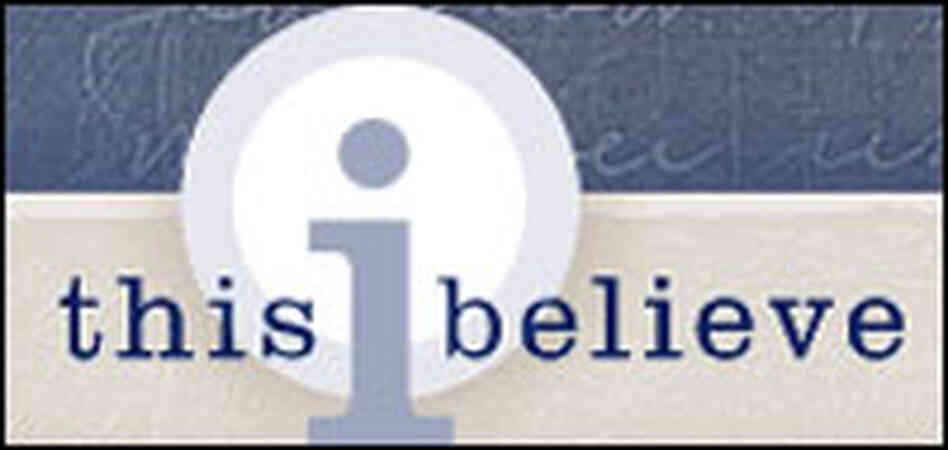 this is believe essays npr Npr illinois airs the essays in their authors' voices the audio is streamed below in 2007, the rotary club of springfield sunrise, partnered with npr illinois to sponsor this i believe illinois.